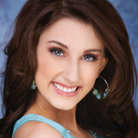 Teen North Texas.Head shot.Briana Alexander